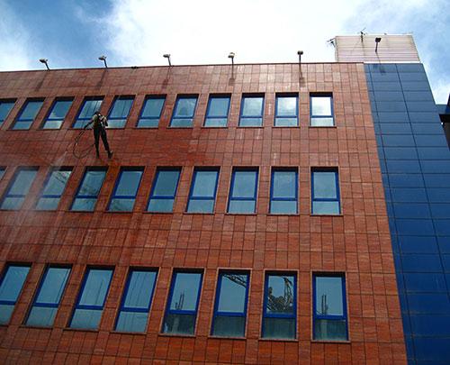 رزین کاری نمای ساختمان و نماشویی